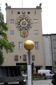 Museus de Munique - Deutsches Museum Relógio