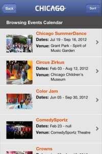 Choose Chicago - Eventos
