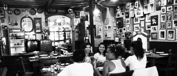 Onde comer em Ouro Preto - Restaurante Chafariz