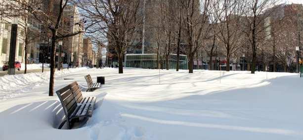 Onde ficar em Montreal - Downtown