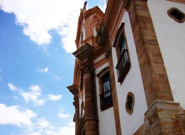 Ouro Preto na Pascoa - Matriz Nossa senhora do Pilar
