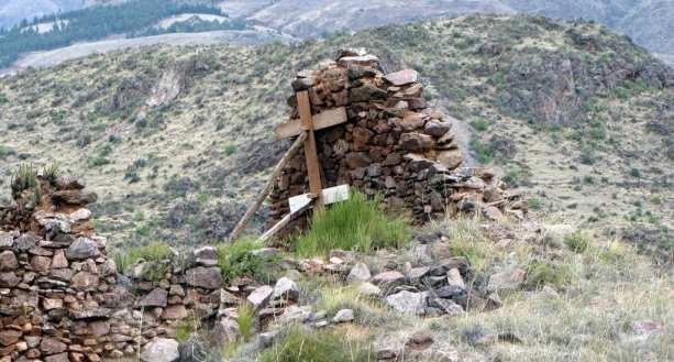 Valle Sagrado - Pikillacta - Uma ajudinha nunca é demais :P