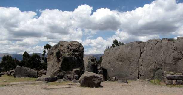 Valle Sagrado - Quenko - entrada
