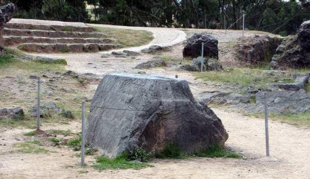 Valle Sagrado - Quenko - mesa cerimonial