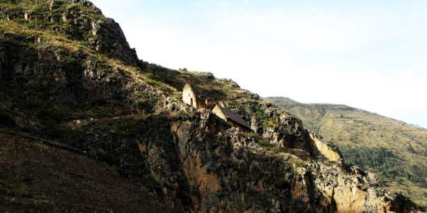 Valle Sagrado - Ollantaytambo - ruínas