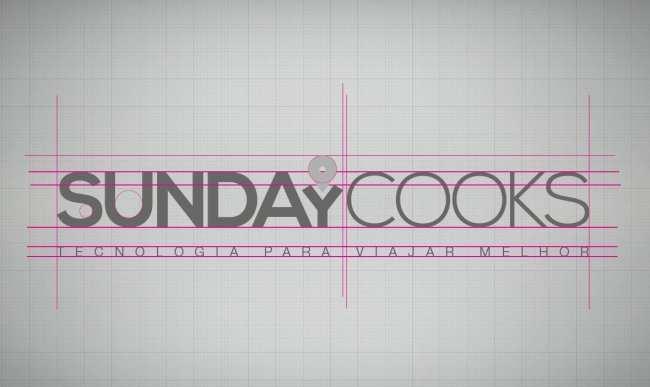 Construção do novo logo do Sundaycooks