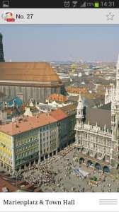 Top 100 Germany - foto da atração: Marienplatz