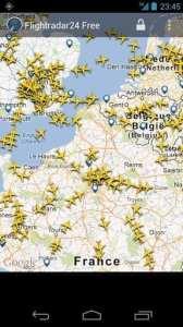 FlightRadar24 free - vôos