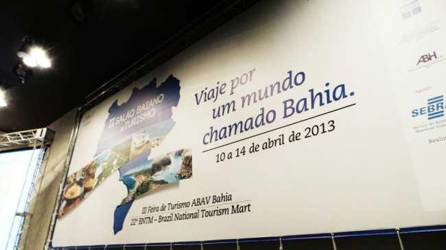 Salão Baiano de Turismo - Salvador 2013