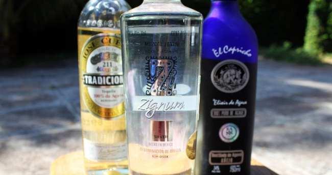 Sundaycooks no Mexico - Tequilas