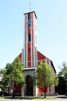 Centro histórico de Munique - Trinity Church