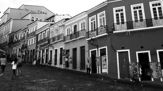 Fim de semana em Salvador - Pelourinho