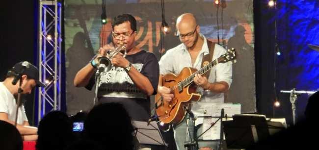 Fim de semana em Salvador - Jazz no MAM