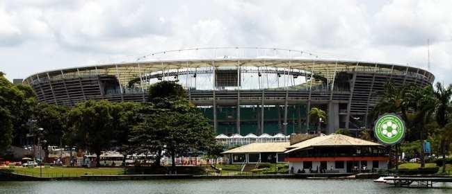 Futebol no Google+: Estádio da Fonte Nova - Salvador