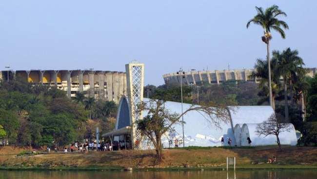 Central do Futebol no Google+: Igreja da Pampulha - Belo Horizonte