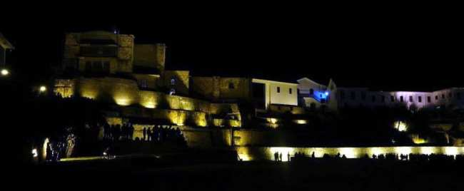 Inti Raymi - Qorikancha preparativos para a Festa do Sol