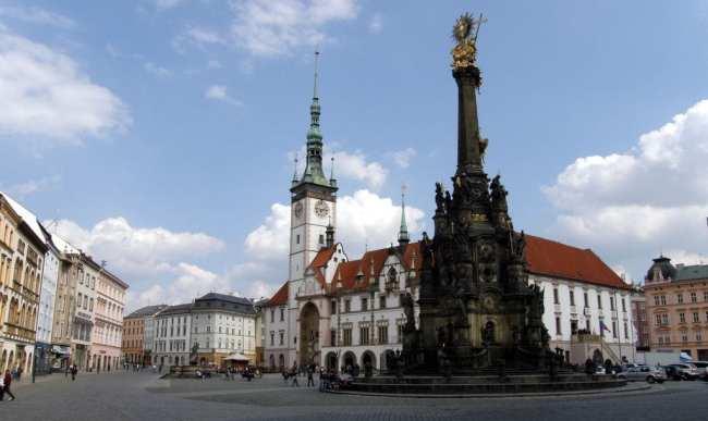 República Tcheca - Olomuc