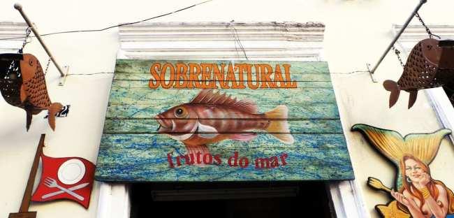 Roteiro de Botecos no Rio de Janeiro - Restaurante Sobrenatural