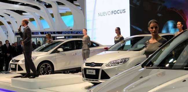 Salão do Automóvel - novo focus