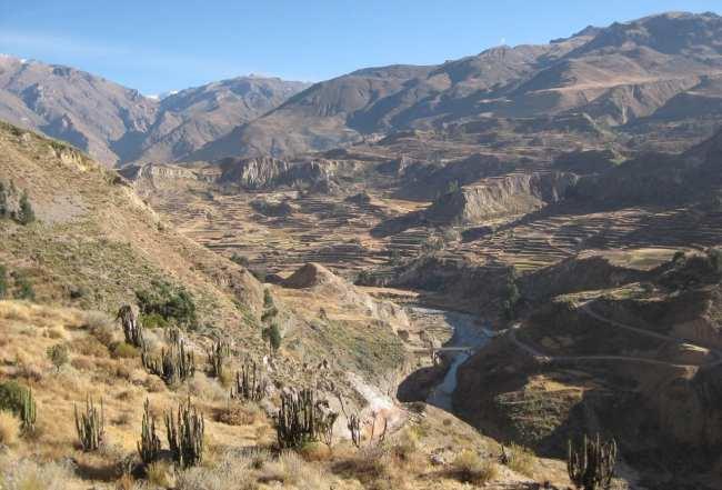 É seguro viajar sozinha pelo Peru - Vale