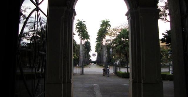 Fim de semana em Belo Horizonte - Praça da Liberdade - Palácio da Liberdade 02