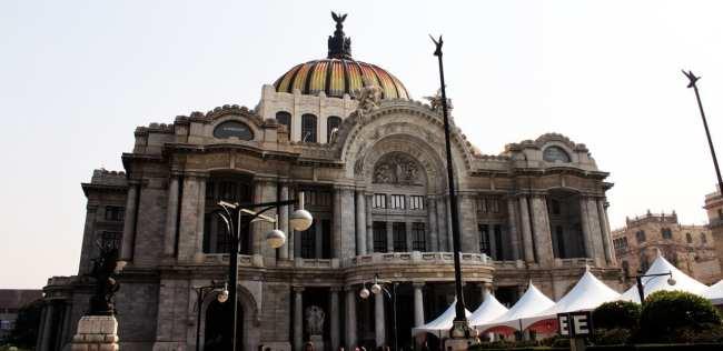 Melhores bairros para ficar na Cidade do México - Zócalo 02