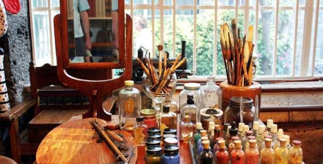 Museu Frida Khalo - Mais equipamentos