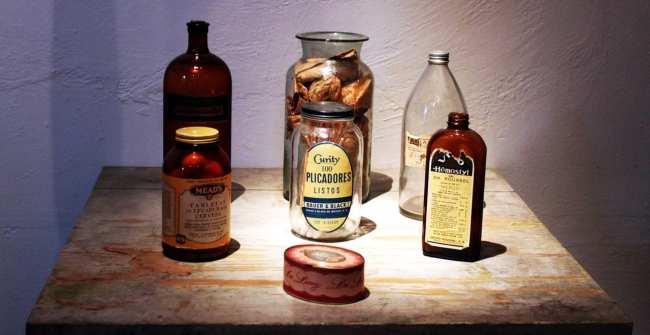 Museu Frida Khalo - Remédios