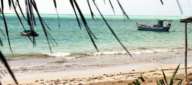 Pousada do Toque - Vista para a Praia