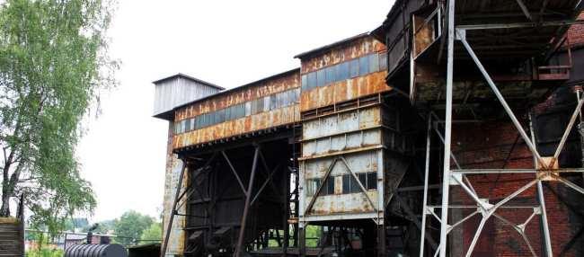 Road trip pela República Tcheca - Mina de carvão Michal em Ostrava
