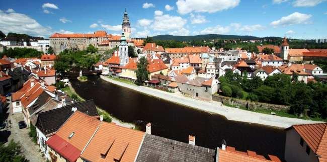 Road trip pela República Tcheca - Cesky Krumlov