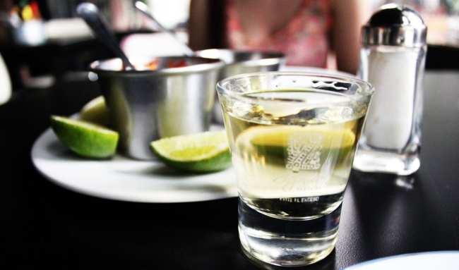 Restaurantes na Cidade do México - Tequila