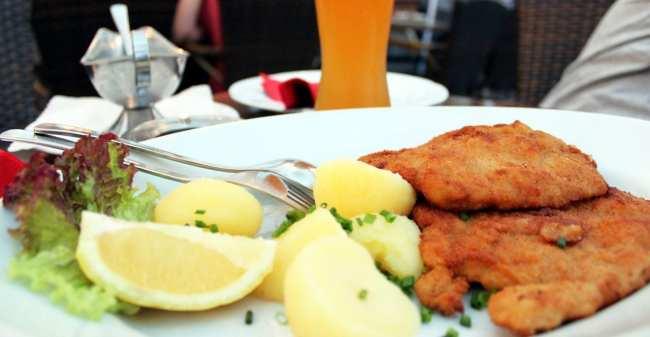 10 mitos sobre a Alemanha - Comida alemã em Frankfurt