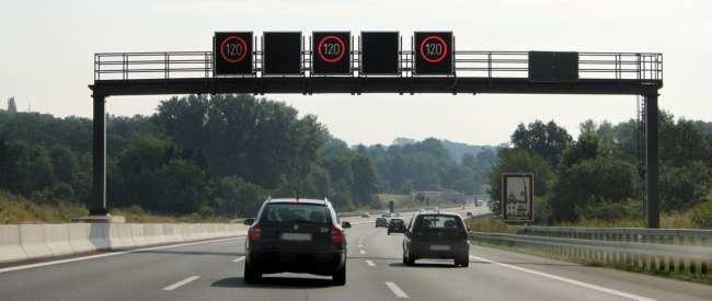 10 mitos sobre a Alemanha - Limite de velocidade
