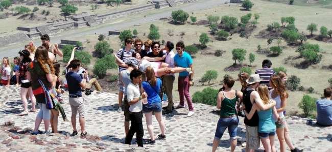 Como ir a Teotihuacán - Excursões na Pirâmide do Sol