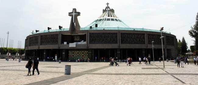 Como ir a Teotihuacán - Basílica de Guadalupe quase sem turistas
