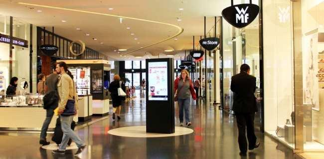 Dicas de Compras em Frankfurt - Lojas do My Zeil