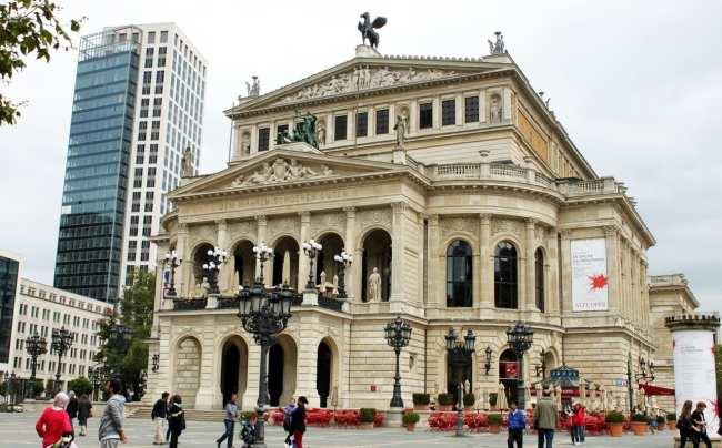 Dicas de Compras em Frankfurt - Alte Oper