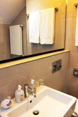 Hotel em Frankfurt: The Pure - Banheiro