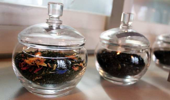 Casa de chá Tématyco em Villa la Angostura - Diferentes tipos de chá