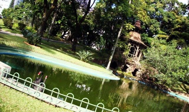 Bares de Belo Horizonte - lago