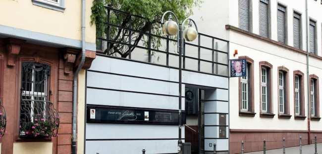 Casa Goethe de Frankfurt - Entrada