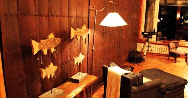 Hotéis Villa la Angostura - Las Balsas: sala de estar