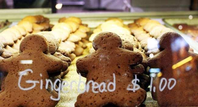 O que fazer em Toronto - St. Lawrence Market - Gingerbread