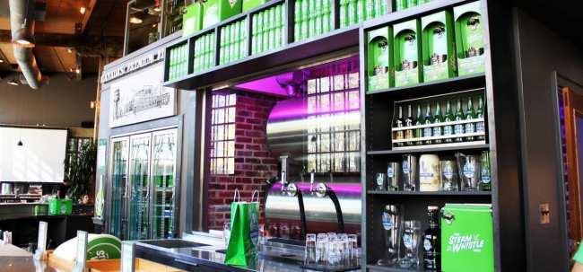 O que fazer em Toronto - Cervejas Steam Whistle