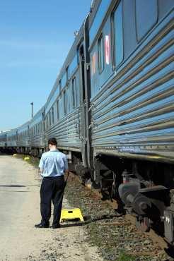 Viajar de trem no Canadá - The Canadian - Parada rápida 1