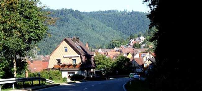 Dicas para dirigir na Alemanha - Cidadezinha próximas à rodovia menor