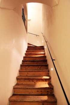 Domus Balthasar Hotel - Escadas