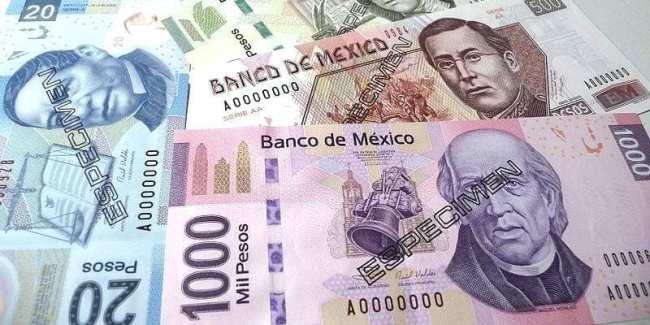 Qual moeda levar para o México - Notas do modelo novo