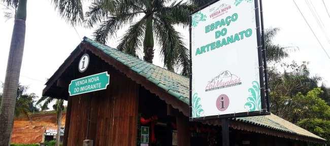 Montanhas - Informações turísticas de Venda Nova do Imigrande